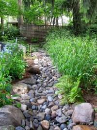 River Rock Garden | Houzz