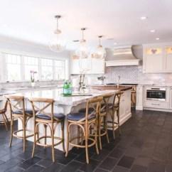 Slate Floor Kitchen Wine Decorations For 75 Most Popular Farmhouse Design Ideas 2019 Large Eat In Designs U