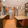 Boise kitchen design ideas renovations amp photos with dark wood