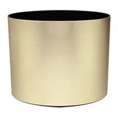 Eplanters American Essence Odessa X Brushed Gold Indoor Pots And