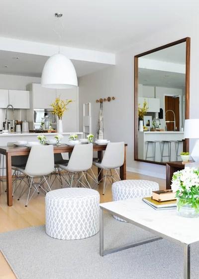 Scandinavian Dining Room by Shift Interiors