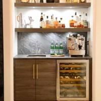 75 Most Popular Contemporary Home Bar Design Ideas for ...