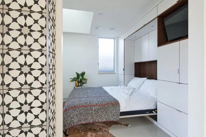 Moderne Chambre by ras-a, inc.