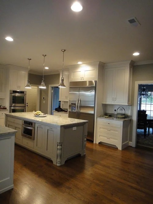 easy to do kitchen backsplash table & chairs woodlawn colonial gray home design ideas, pictures ...