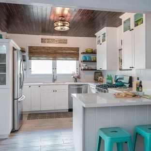 kitchen remodel hawaii sink without cabinet 75 most popular farmhouse design ideas for 2019 mid sized enclosed remodeling example of a country u