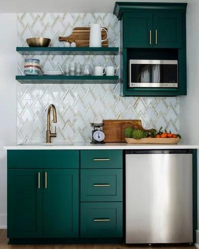 Scandinavian Kitchen by Kimberlee Marie Interior Design