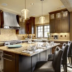 4 Stool Kitchen Island Chandelier Lowes Bar Foot Rail Ideas, Pictures, Remodel And Decor