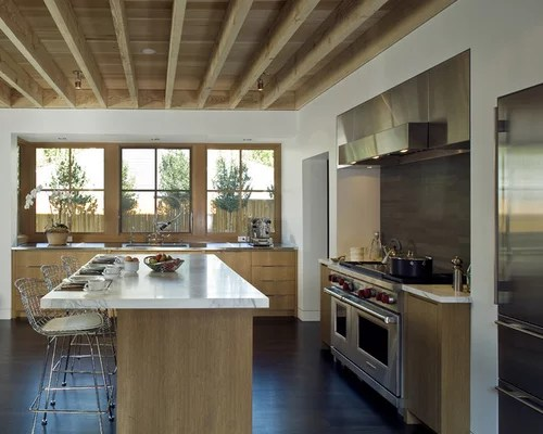 Houzz  Exposed Ceiling Joists Design Ideas  Remodel Pictures