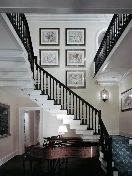 Classic Staircase Houzz