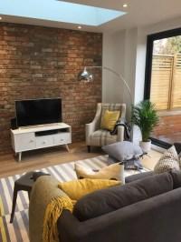 Modern Enclosed Living Room Design Ideas, Remodels ...