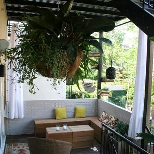 75 Beautiful Modern Black Balcony Pictures Ideas August 2020 Houzz