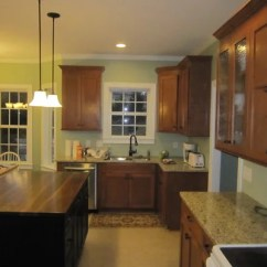Granite Kitchen Counters Kohler Farmhouse Sink Remodeling Examples