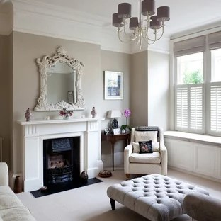 living room ideas cream and grey best green color for photos houzz victorian formal enclosed in london with walls carpet a standard fireplace