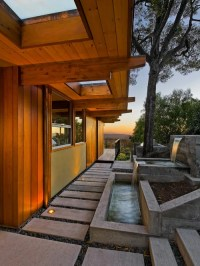 Concrete Walkway | Houzz