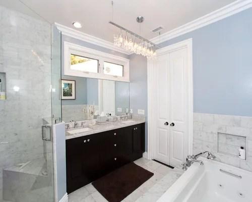 Window Above Vanity Home Design Ideas Pictures Remodel