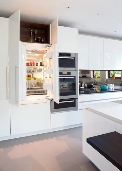 Contemporary Kitchen by Paul Craig Photography