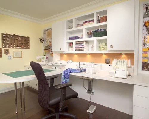 Sewing Room Home Design Ideas Pictures Remodel and Decor