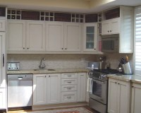 Space Above Kitchen Cabinet   Houzz