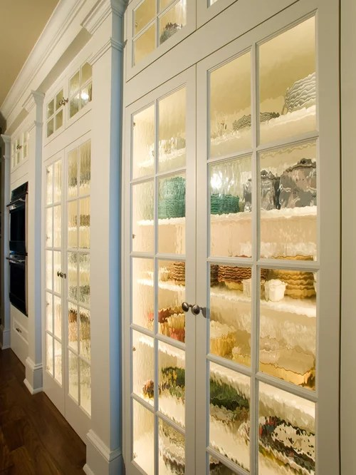 Seeded Glass Cabinets Home Design Ideas Pictures Remodel