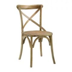 Farmhouse Dining Room Chairs Backpack With Chair Attached 50 Most Popular For 2019 Houzz Lexmod Gear Wood Side Natural