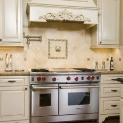 Pewter Kitchen Faucet Chinese Cabinets Pot Filler Over Range Home Design Ideas, Pictures, Remodel ...