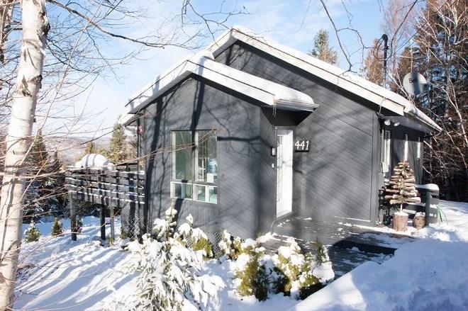 Scandinavian Exterior by Le Klein