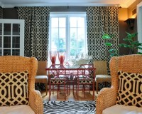 Matching Curtains And Pillows Home Design Ideas, Pictures