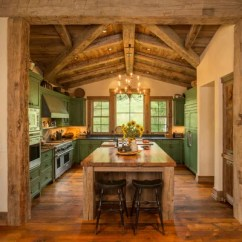 Mid Range Kitchen Cabinets Cute Aprons Rustic Wood Trim Ideas, Pictures, Remodel And Decor