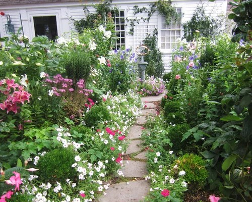 English Country Garden Ideas Pictures Remodel And Decor