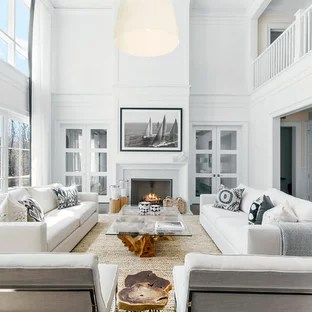beach living room idea antique chairs 75 most popular style design ideas for 2019 inspiration a large formal and open concept dark wood floor brown