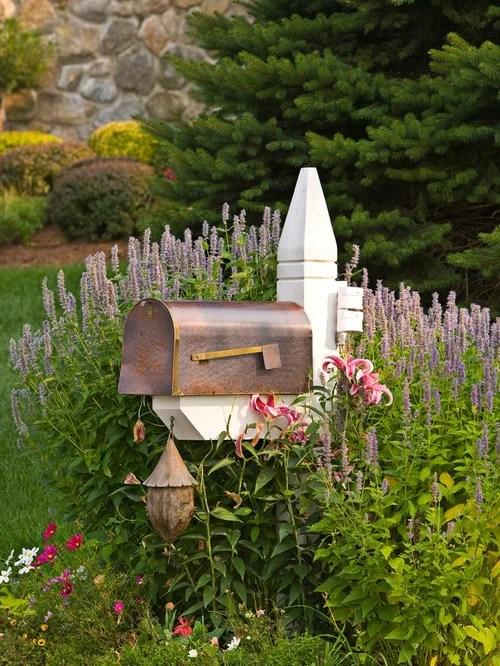 mailbox home design ideas