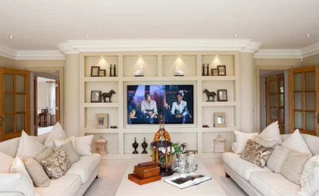 Tv Wall Unit Ideas Pictures Remodel And Decor
