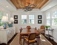 Best Wood Tray Ceiling Design Ideas & Remodel Pictures | Houzz