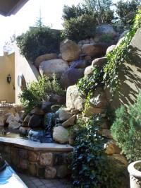 Backyard Grotto