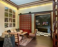 Small Asian Living Room Design Ideas, Remodels & Photos ...