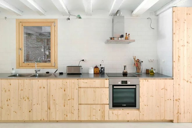Industrial Cocina by Pepe Ramos