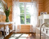 Knotty Pine Paneling | Houzz