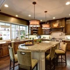 White Kitchen Sink Undermount Modern Cabinet Pulls Center Island | Houzz