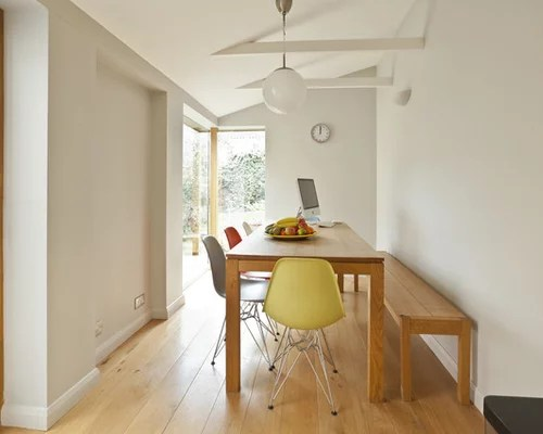 space saving dining table and chairs beach kitchen narrow room | houzz
