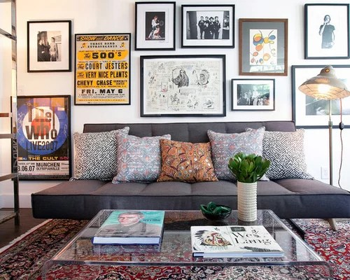 Gallery Wall From Salvage Yard To Modern Photo Display Repurposing Upcycling Decor