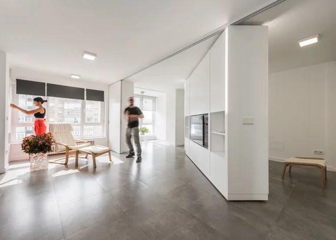 Contemporáneo Sala de estar by pkmn Arquitectura