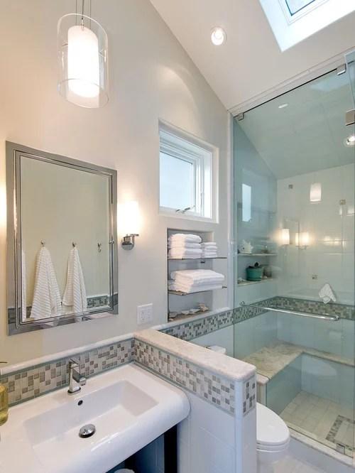 Three Quarter Bath Home Design Ideas Pictures Remodel and Decor