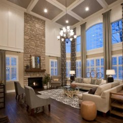 Pictures Of Traditional Living Room Designs Best Drywall For 75 Most Popular Design Ideas 2019 Example A Classic Formal And Open Concept Dark Wood Floor In Boston