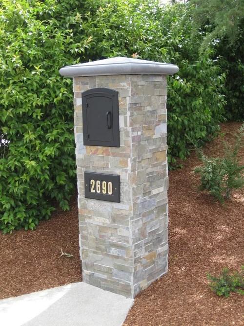 mailbox insert home design ideas