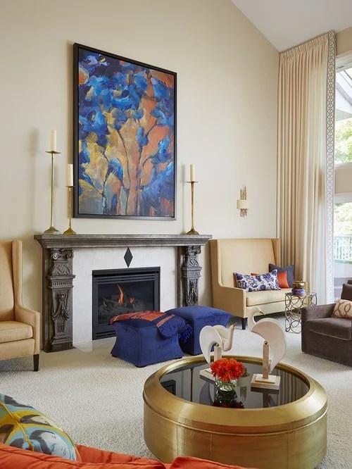 High Ceiling Living Room Paint Ideas Modern House