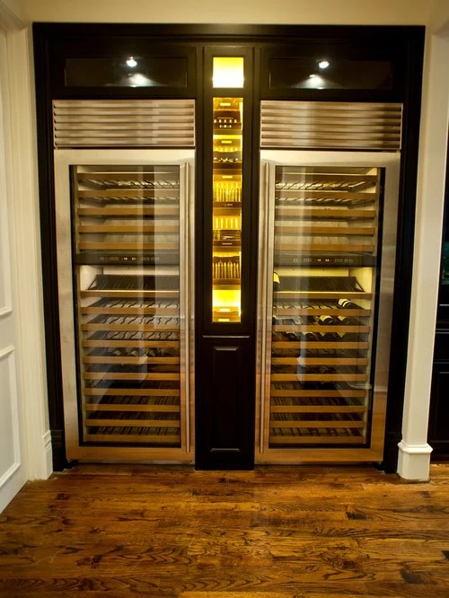 living room cabinets built in y cigar humidor   houzz