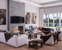 Living Room Bump Out Home Design Ideas, Pictures, Remodel ...