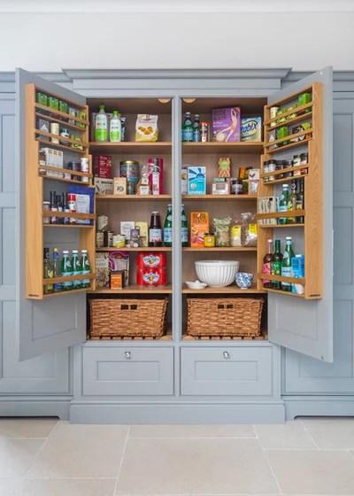 Farmhouse Kitchen by Lewis Alderson & Co.
