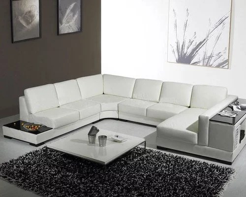 corner sectional sofa reviews sure fit stretch metro 2 piece slipcover gray u-shaped home design ideas, pictures, remodel ...
