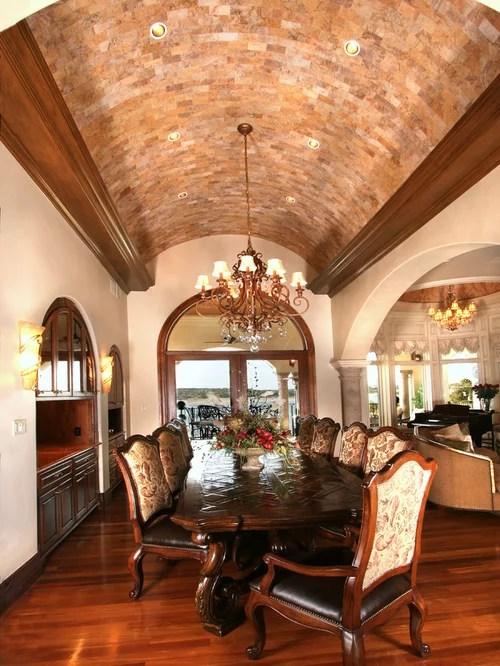Houzz  Arched Ceiling Design Ideas  Remodel Pictures